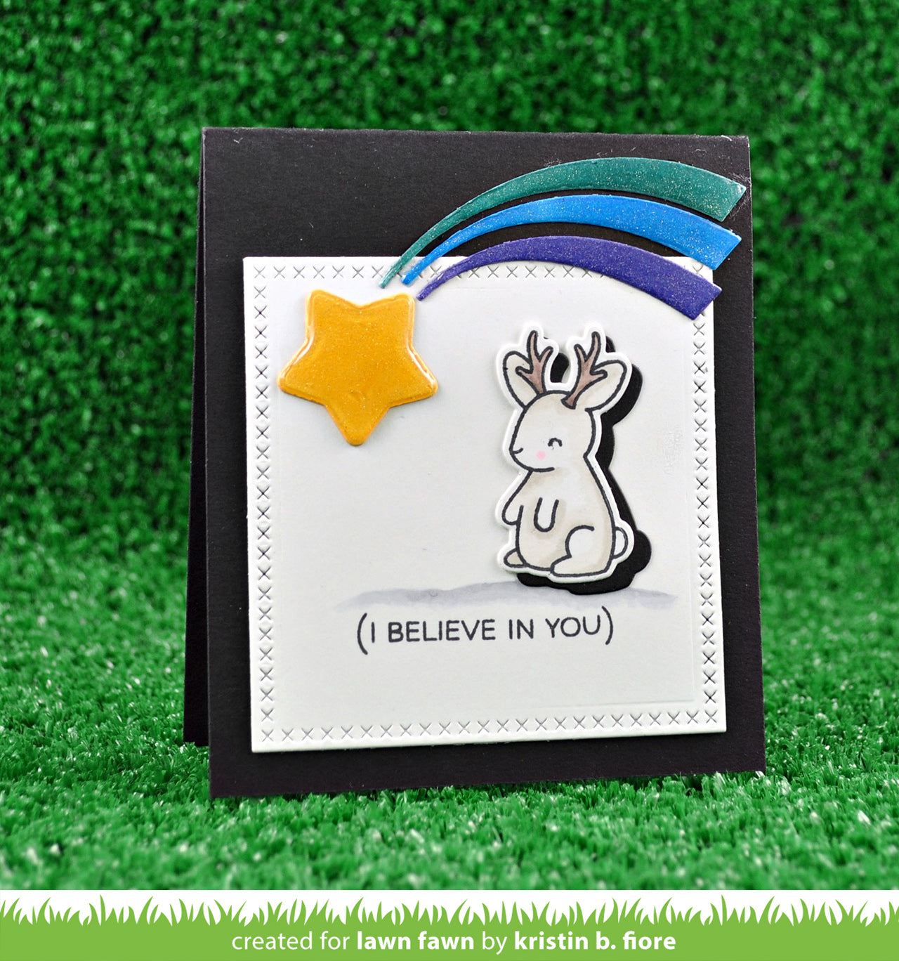 How to make scrapbook about yourself - Believe In Yourself