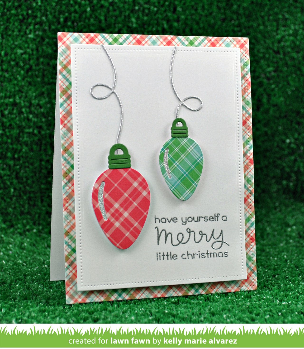 Making Christmas Gift Tags