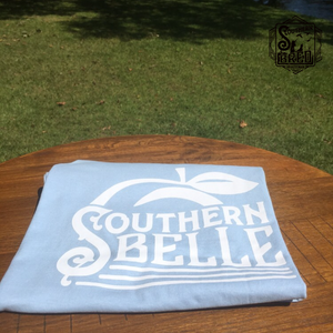 Powder Blue Southern Belle T-Shirt