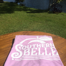 Load image into Gallery viewer, Pink Southern Belle V-Neck
