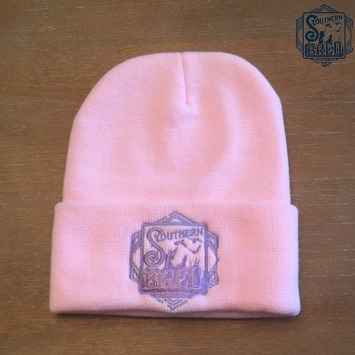 Southern Bred Beanie (Pink)