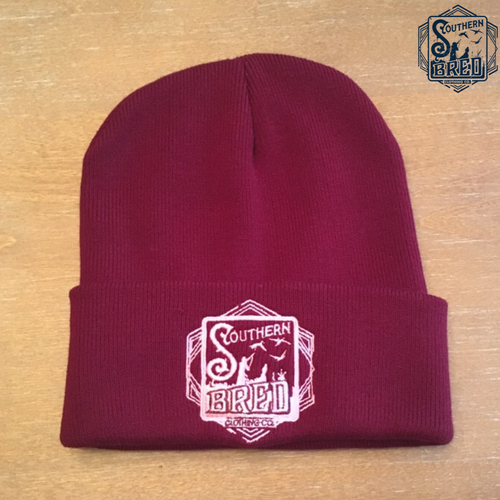 Southern Bred Beanie (Purple)