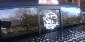 Truck Decals (1 Ft.)
