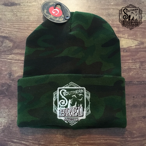 Southern Bred Beanie (Camo)