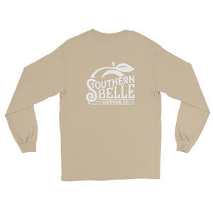 Southern Belle Long Sleeve Shirts (Click For Color Options)