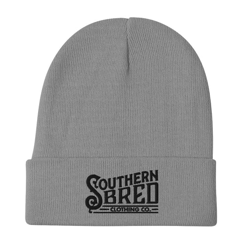 Southern Bred Beanie (Grey)