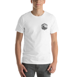 Short-Sleeve Men's T-Shirts (Front and Back Print)
