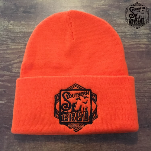 Southern Bred Beanie (Orange)