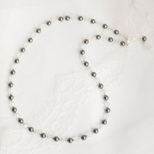 Pewter Chloe Necklace