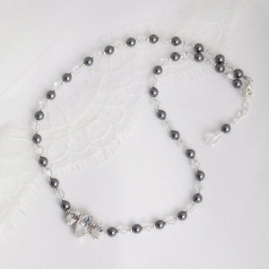 Pewter Ella Necklace