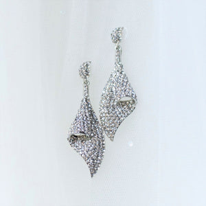 Georgie Crystal Earrings