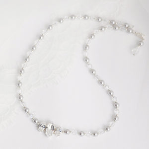 Silver Ella Necklace