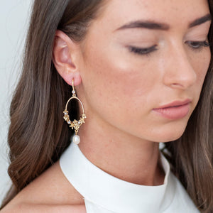 Brontë Earrings