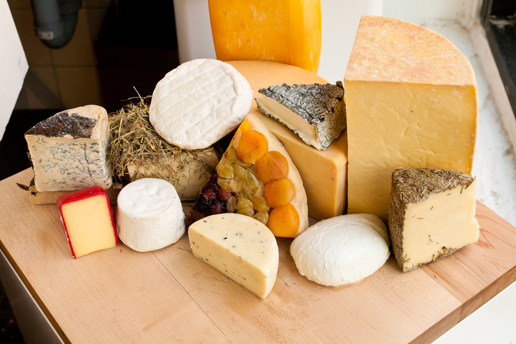 Bespoke Cheese/Charcuterie Platter-Cheese Lover ($100 value, $100 board deposit)