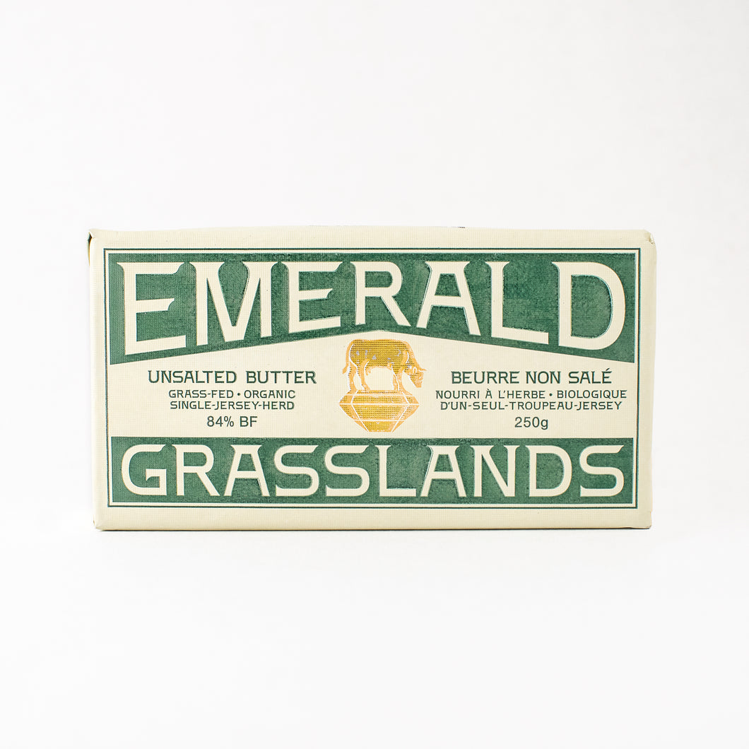 Emerald Grasslands Butter-Unsalted-454g