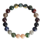 Genuine Gemstones Collection Bracelet