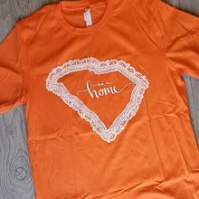 "Load image into Gallery viewer, State of Lace - SC ""Clemson"" Crew - Grace and Cotton"
