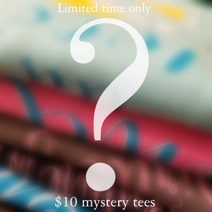 Mystery Tee - Grace and Cotton