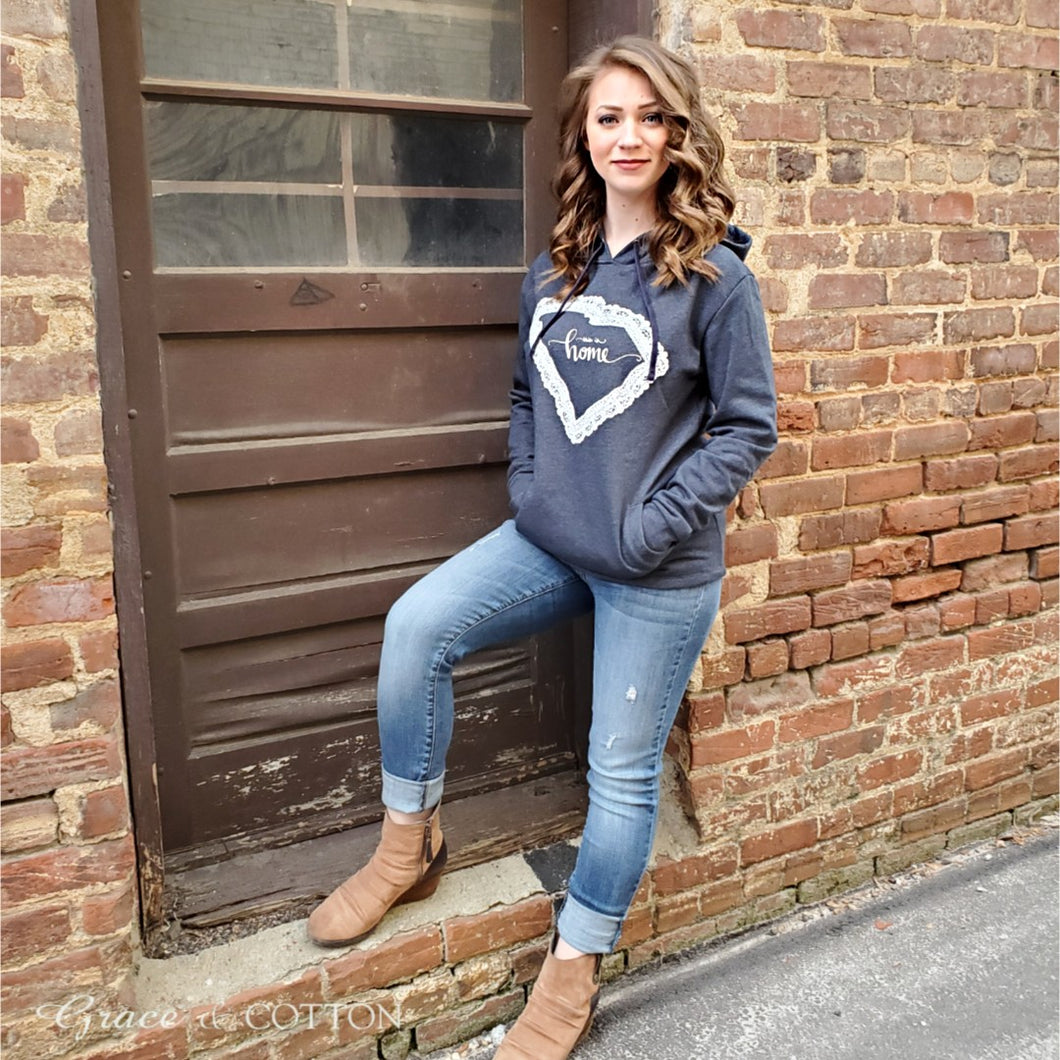 State of Lace SC - Hoodie - Grace and Cotton