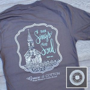 """Then Sings My Soul"" - Vintage Smoke - Grace and Cotton"