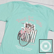"Load image into Gallery viewer, "" Bicycle and Cotton""- 2 Colors - Grace and Cotton"