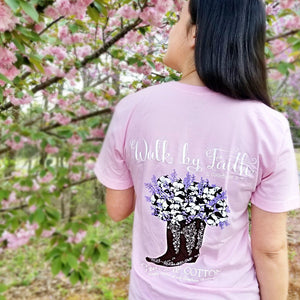 """Walk by Faith"" - 2 Colors - Grace and Cotton"