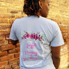 "Load image into Gallery viewer, ""Always Be Joyful""- 2 Colors - Grace and Cotton"