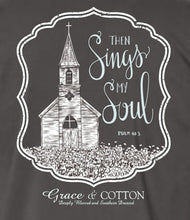 "Load image into Gallery viewer, ""Then Sings My Soul"" - Shadow - Grace and Cotton"