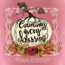 "Load image into Gallery viewer, ""Counting Every Blessing"" - Spice - Grace and Cotton"