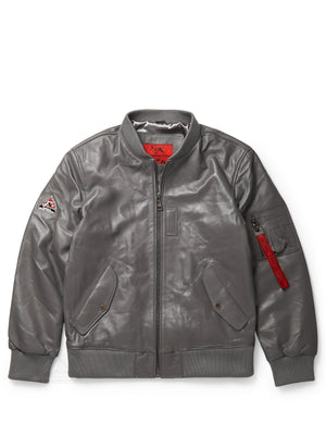 Men's Flight Grey Jacket