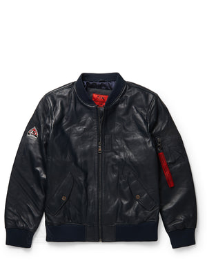 Men's Flight Navy Jacket