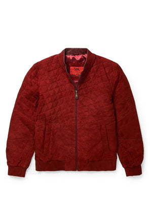 Men's Parker Red Jacket