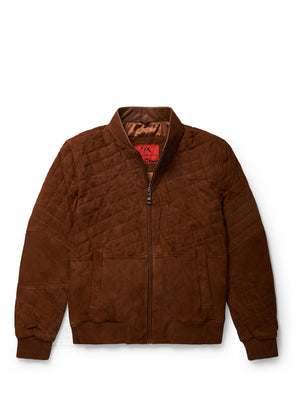 Men's Parker Brown Jacket