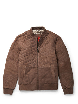 Men's Parker Cognac Jacket
