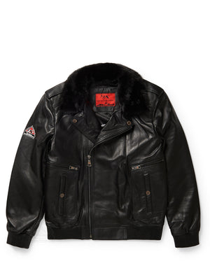 Men's New Age Biker Jacket