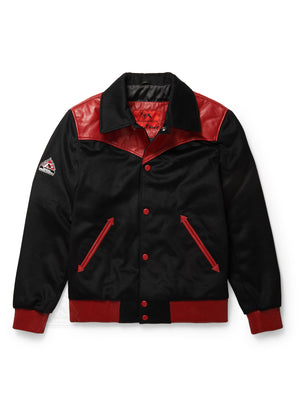 Men's Urban Varsity Black/Red