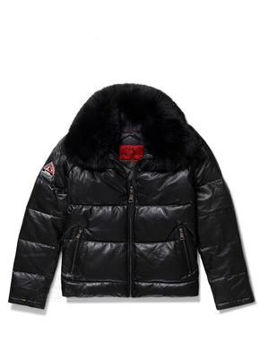 Women's Ava Bubble Jacket Black