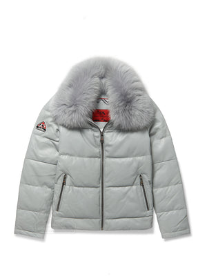 Women's Ava Bubble Jacket Grey