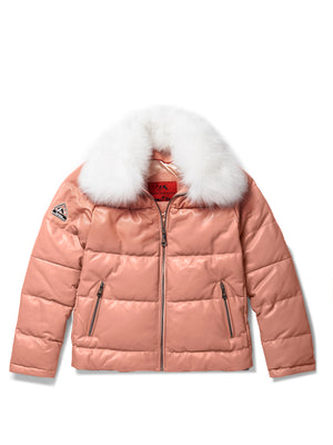Women's Ava Bubble Jacket Pink