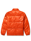 New Men's Drake Bubble Jacket Orange