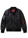 New 2020 Men's Flight Black Jacket