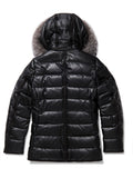 Women's Lucy Bubble Jacket Black