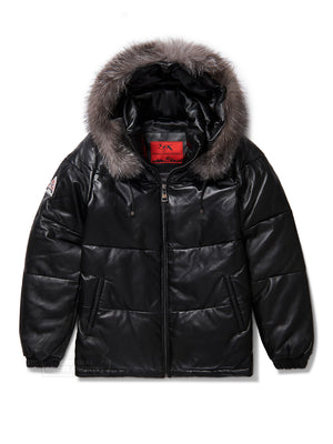 Women's Mia Bubble Jacket Black