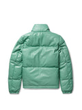 Women's Sophia Bubble Jacket Mint Green