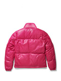 Women's Sophia Bubble Jacket Pink
