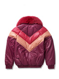 Women's V-bomber In Purple/Hot Pink/Light Pink