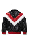 New Men's V-Bomber Black/Red/White