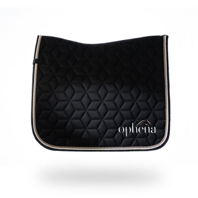 Ophena saddle pad now available in multiple colors - and for dressage, too!