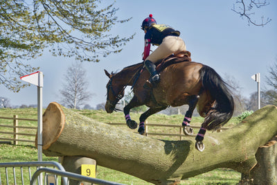 What kind of safety stirrups should eventers have?
