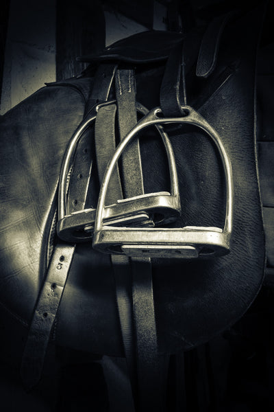 What to do with old stirrups?